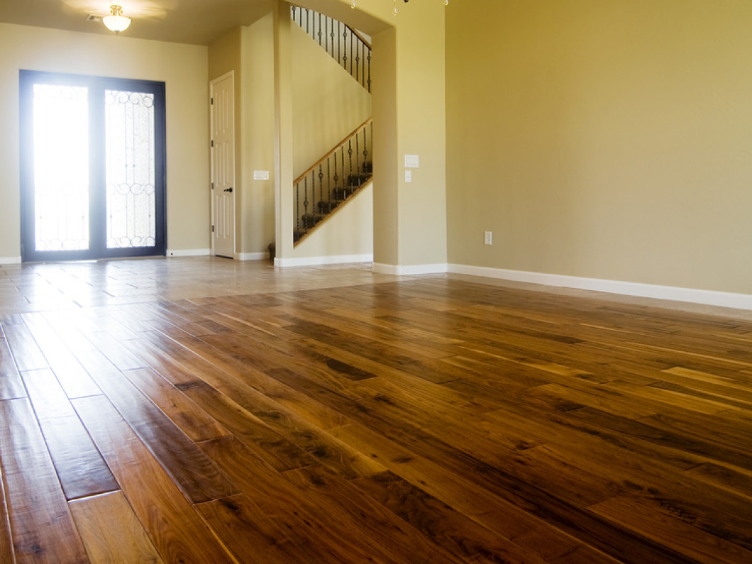 Hardwood flooring and installation services in Rock Island, IL